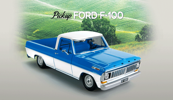Pick-up Ford 100