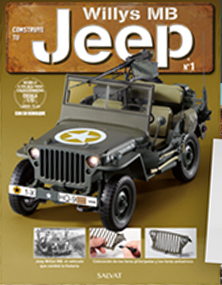 Construye tu Jeep Willys MB